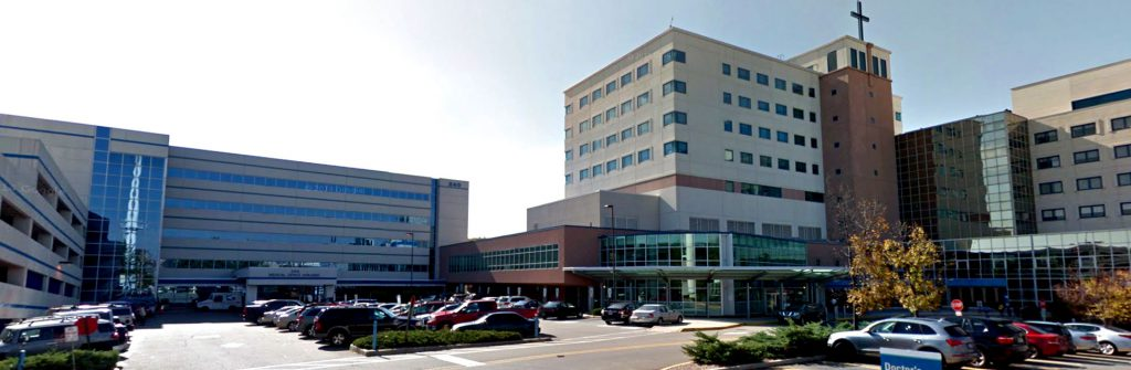 NJ MedCare Elizabeth office building